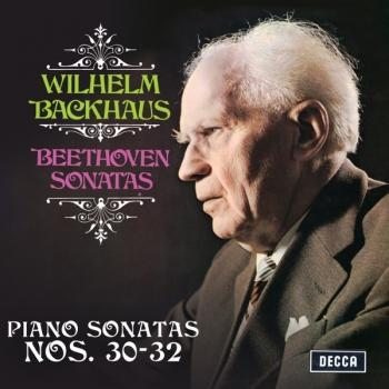 Cover Beethoven: Piano Sonatas Nos. 30, 31 & 32 (Remastered)