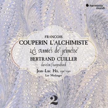 Cover Couperin L'Alchimiste: Les Années de jeunesse