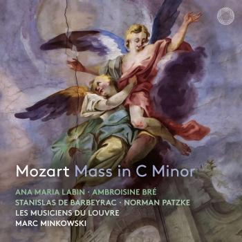 Cover Mozart: Mass in C Minor, K. 427 'Great' (Reconstr. H. Eder) [Live]