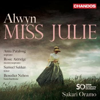Cover Alwyn: Miss Julie