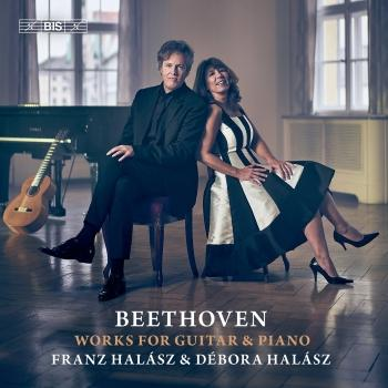 Cover Beethoven: Works for Guitar & Piano