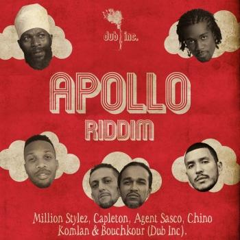 Cover Apollo Riddim (EP)