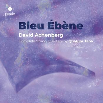 Cover Bleu Ébène