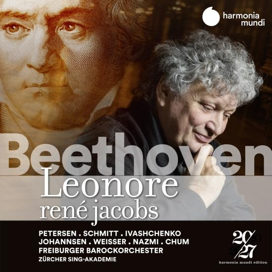 Cover Beethoven: Leonore
