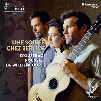 Cover Une soirée chez Berlioz