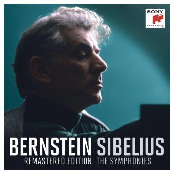 Cover Bernstein Sibelius (Remastered Edition)
