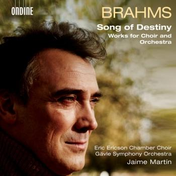 Cover Brahms: Works for Choir & Orchestra