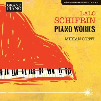 Cover Schifrin: Piano Works