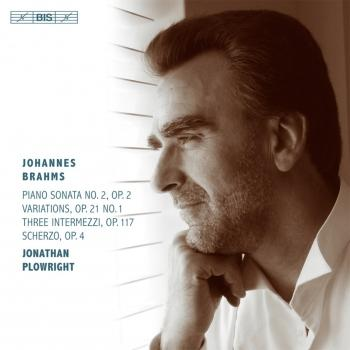 Cover Brahms: Piano Works Vol. 2