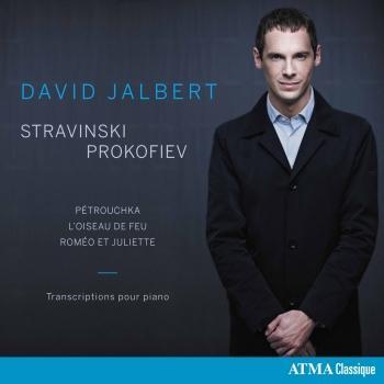Cover Stravinsky & Prokofiev: Transcriptions for Piano