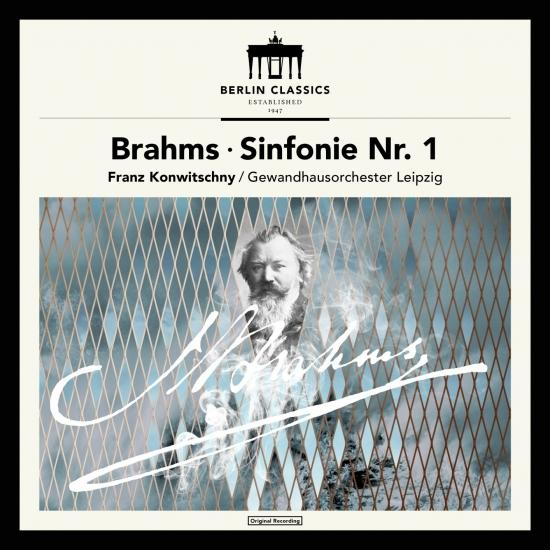 Cover Brahms: Symphony No. 1, Op. 68 (Remaster)