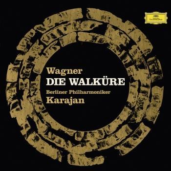 Cover Wagner: Der Ring des Nibelungen 2 - Die Walküre (Remaster)