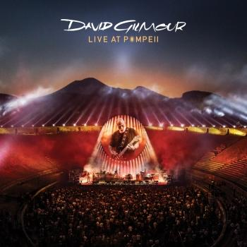 Cover Live At Pompeii