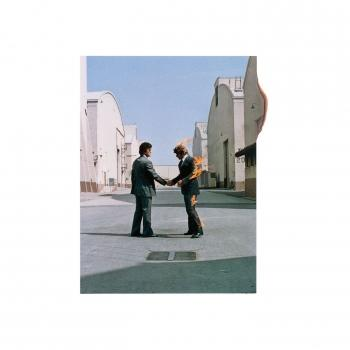 Cover Wish You Were Here (2011 Remaster)