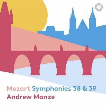 Cover Mozart: Symphonies Nos. 38 & 39