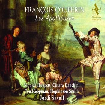 Cover François Couperin: Les Apothéoses