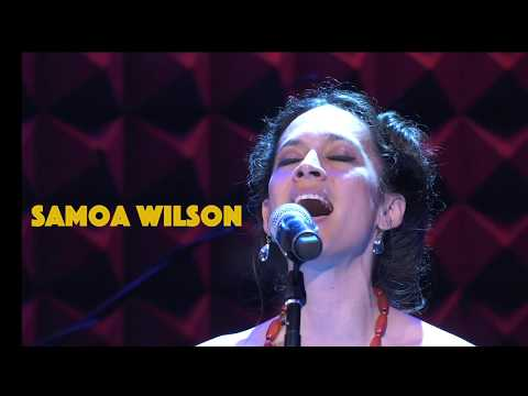 Video Samoa Wilson with the Jim Kweskin Band, 'I Just Want to Be Horizontal'