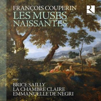 Cover François Couperin: Les muses naissantes