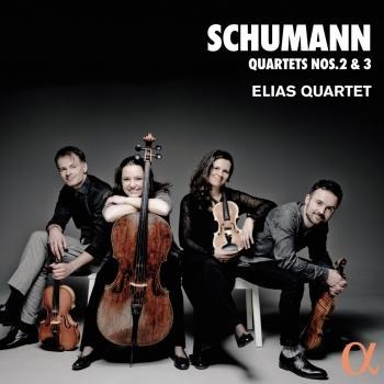 Cover Schumann: Quartets Nos. 2 & 3