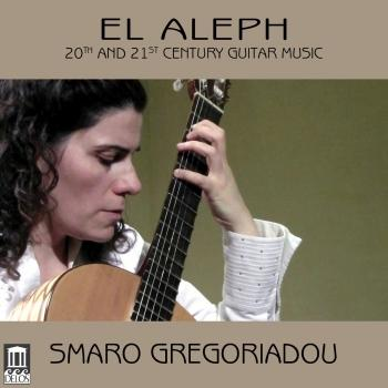 Cover El Aleph 20th & 21st Century Guitar Music