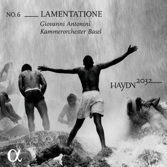 Cover Haydn 2032, Vol. 6: Lamentatione