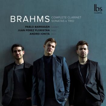Cover Brahms: Complete Clarinet Sonatas & Trio