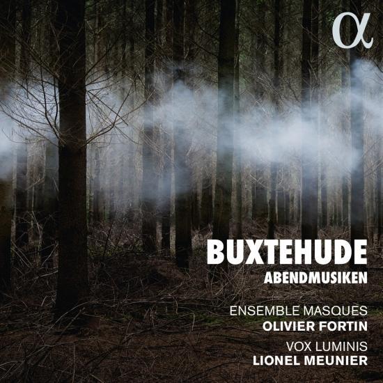 Cover Buxtehude: Abendmusiken