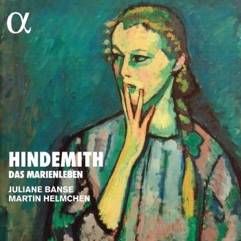 Cover Hindemith: Das Marienleben, Op. 27