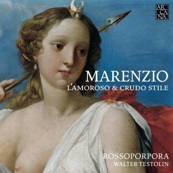 Cover Marenzio: L'amoroso e crudo stile