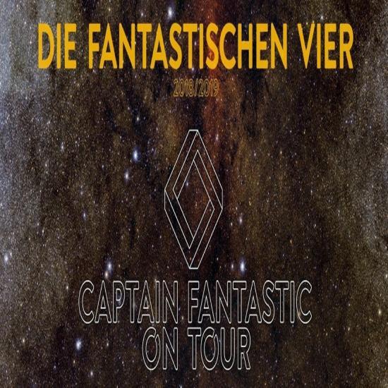 Cover Captain Fantastic