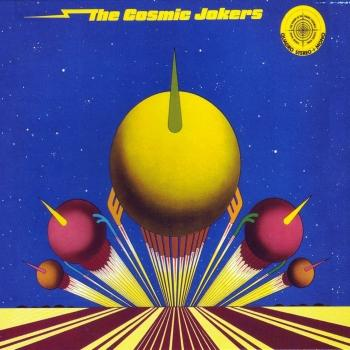 Cover Cosmic Jokers (Remastered)