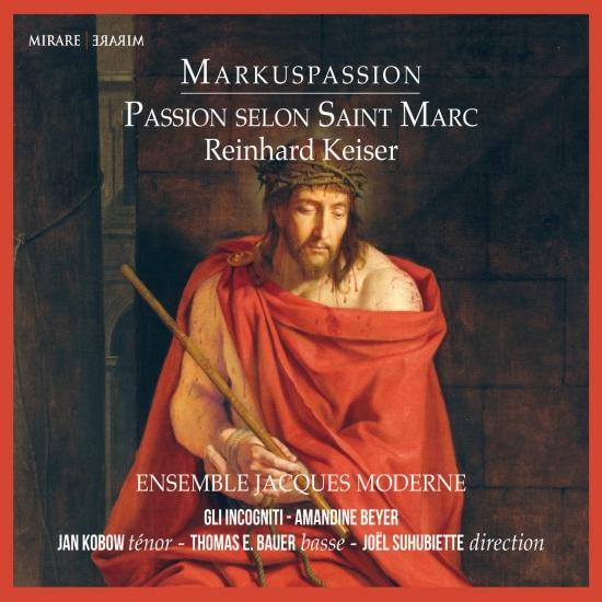 Cover Keiser: Markuspassion