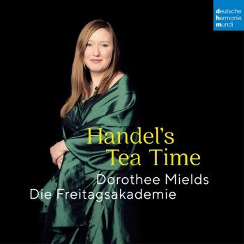 Cover Handel's Tea Time