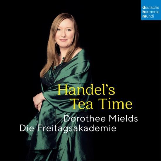 Cover Handel's Tea Time
