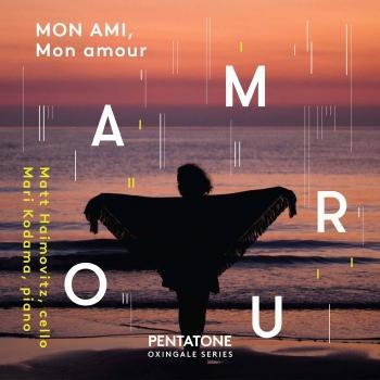 Cover Mon ami, mon amour