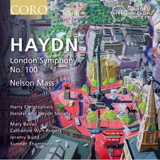 Cover Haydn: Symphony No. 100 & Nelson Mass
