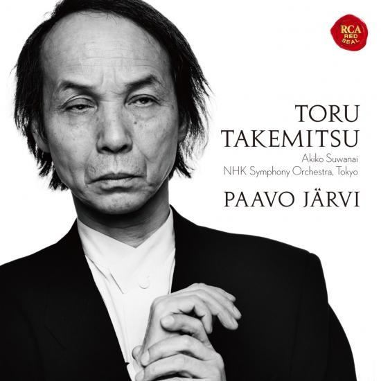 Cover Toru Takemitsu: Orchestral Works