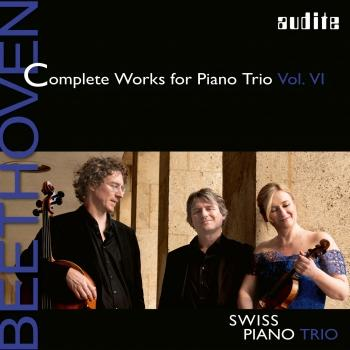 Cover Ludwig van Beethoven: Complete Works for Piano Trio - Vol. 6