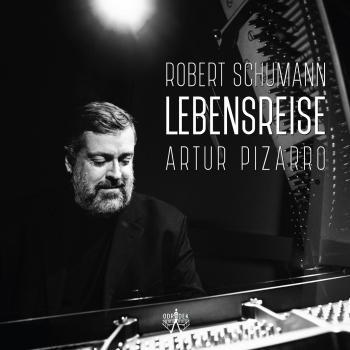 Cover Robert Schumann - Lebensreise