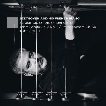 Cover Beethoven and His French Piano
