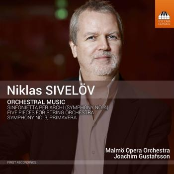 Cover Niklas Sivelöv: Orchestral Music
