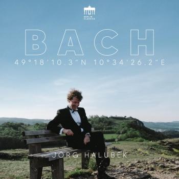 Cover 49°18'10.3'N 10°34'26.2'E (Bach Organ Landscapes / Ansbach)