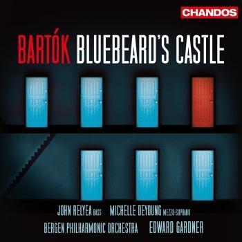 Cover Bartók: Bluebeard's Castle, Op. 11, Sz. 48