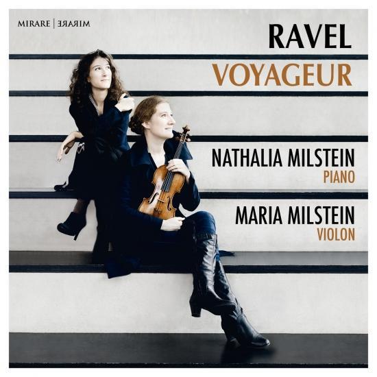 Cover Ravel Voyageur