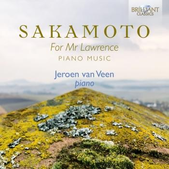 Cover Sakamoto: For Mr Lawrence Piano Music