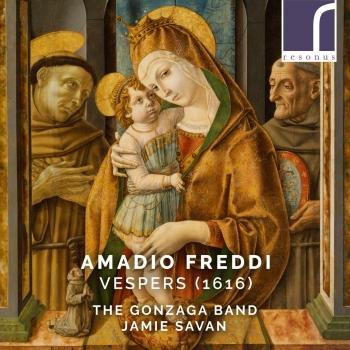 Cover Amadio Freddi: Vespers (1616)