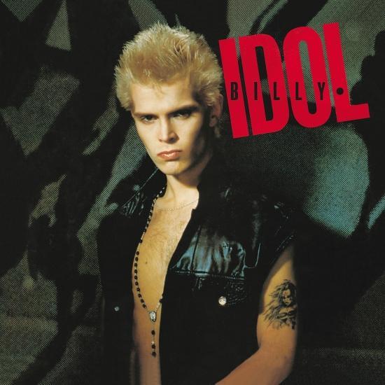 Cover Billy Idol