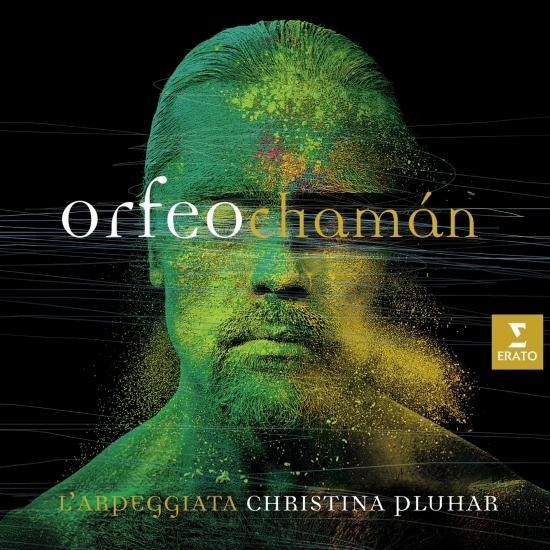 Cover Pluhar: Orfeo Chaman