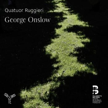 Cover George Onslow