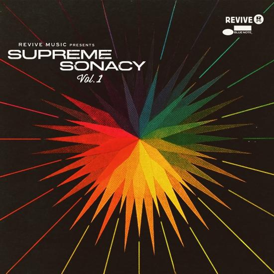 Cover Revive Music Presents Supreme Sonacy Vol.1